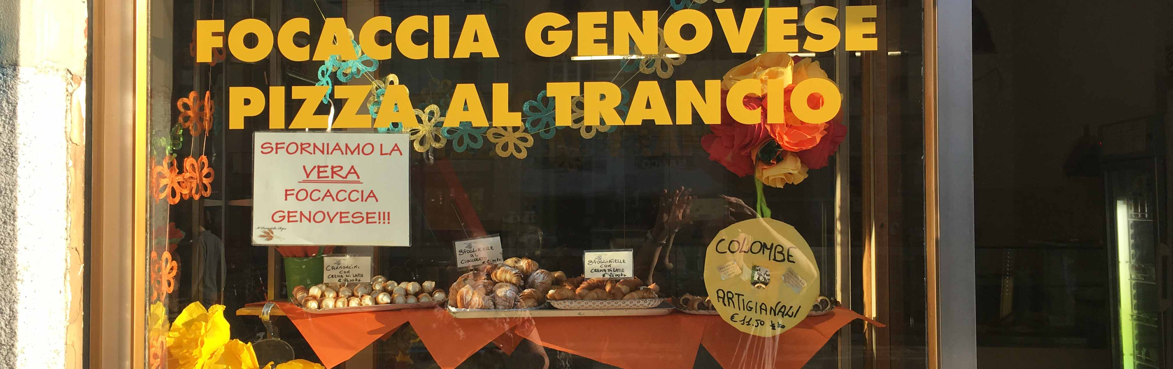 Panificio, Milano