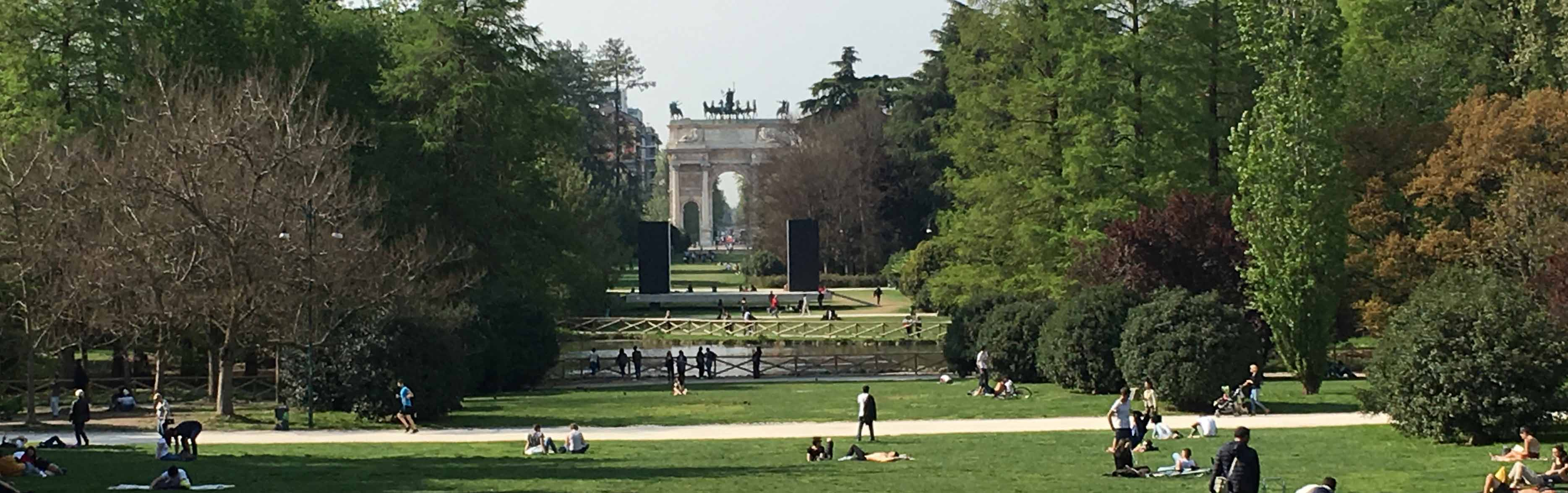 Parco Sempione, Milano